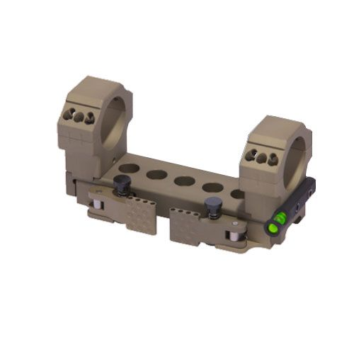 FN SCOPE MOUNT, 30MM FDE