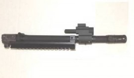 SCAR 16  300 AAC BLACKOUT BARREL, 11.5