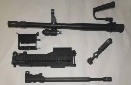 MK46 CONVERSION KIT TO 7.62 NATO OR 6.5 CREEDMOOR