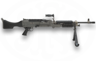 M240 7.62 MACHINE GUN