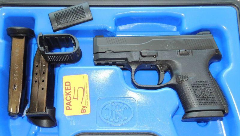 FN HAND GUNS IOP