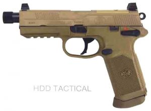 FN FNX45 TACTICAL, FDE