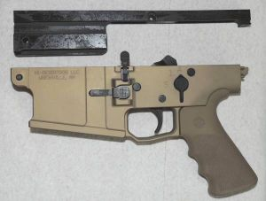 HDD SCAR 17S SELECT FIRE CONVERSION KIT. FDE