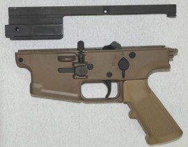 HDD SCAR 16S SELECT FIRE CONVERSION KIT. FDE