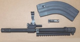 7.62X39 RUSSIAN CONVERSION KIT, 16