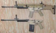 HDD SRMC, FDE, SCAR 17S, 556 & 762