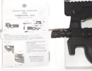 P90 SUBMACHINE GUN, POST SAMPLE