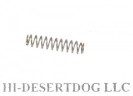 P90 & PS90 SELECTOR DETENT SPRING