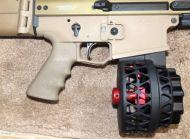 HDD SOAR-10 FULL AUTO LOWER, SCAR MK17
