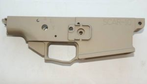 HDD SOAR-10 ALUMINUM SCAR 17S LOWER FDE