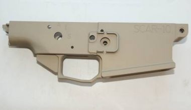 511A. HDD SOAR-10 ALUMINUM SCAR 17S LOWER FDE