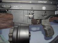 AGR-43 GRIP BLACK, SCAR 16/17