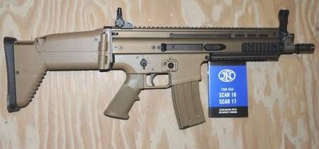 FN SCAR IOP