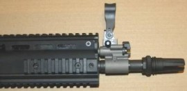 SHORTEN SCAR 17 BARREL, SBR