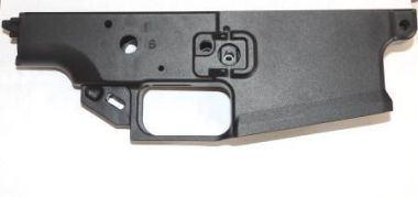 511-17 SCAR 17S LOWER RECEIVER, BLACK