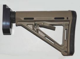 HDD STOCK KIT, MOE 6 POSITION, SCAR 16 & 17