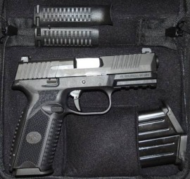 FN 509 WITH NIGHT SIGHTS