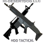 SCAR ALUMINUM LOWERS, HDD - Hi-desertdog LLC  HDD Tactical
