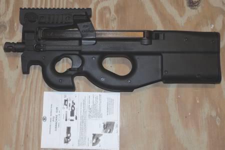 P90 Submachine Gun Post Sample Hi Desertdog Llc Hdd Tactical