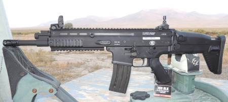 HDD DEVELOPMENT OF THE FN SCAR PLATFORM - Hi-desertdog LLC