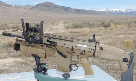 HDD DEVELOPMENT OF THE FN SCAR PLATFORM - Hi-desertdog LLC HDD Tactical